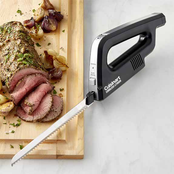 Waring Cordless Electric Knife Rechargeable – Commercial