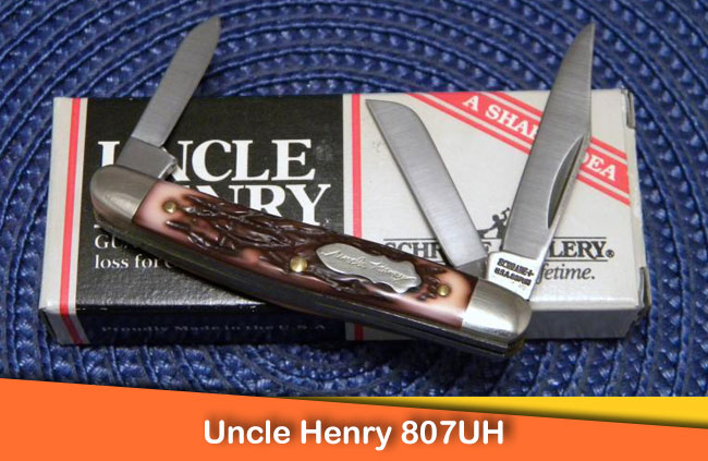 Uncle Henry 807UH