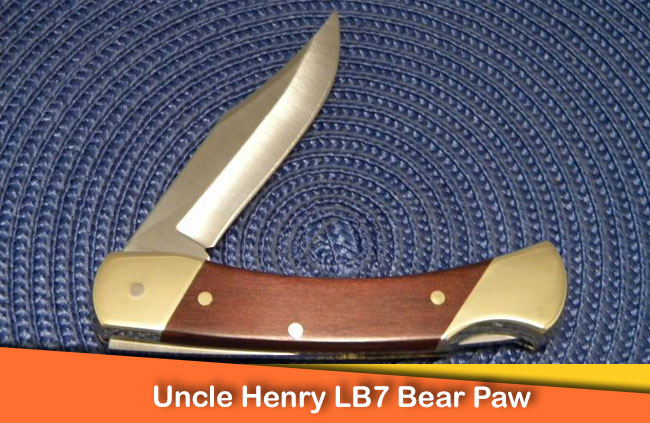 Uncle Henry LB7 Bear Paw
