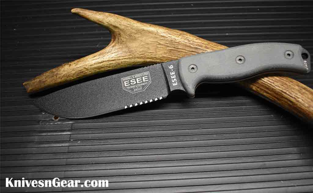 ESEE-6-Tactical-Survival-Knife