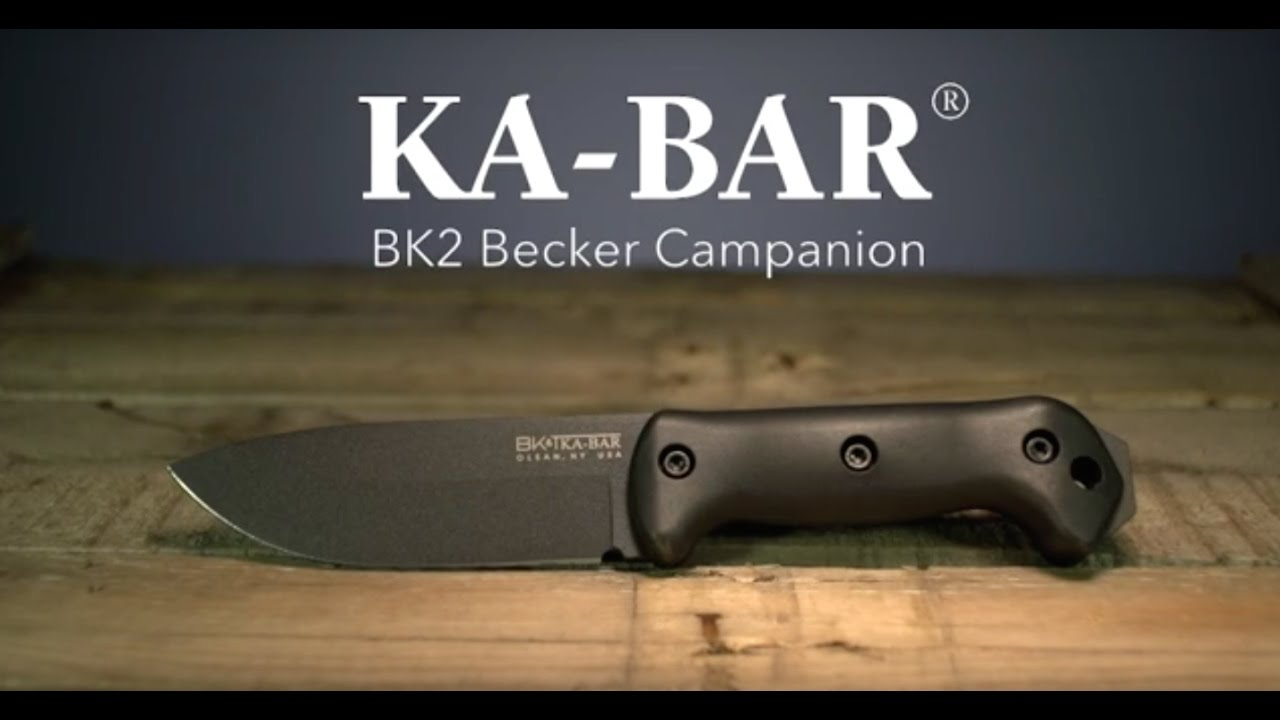 KA BAR Becker BK2