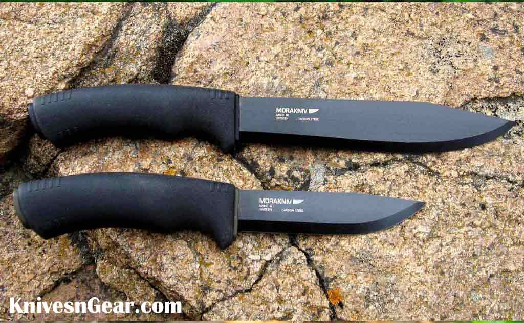 Morakniv-Bushcraft-Carbon-Fixed-Blade-Knife