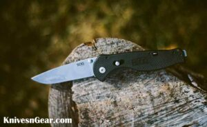 SOG Flash II Folding Knife