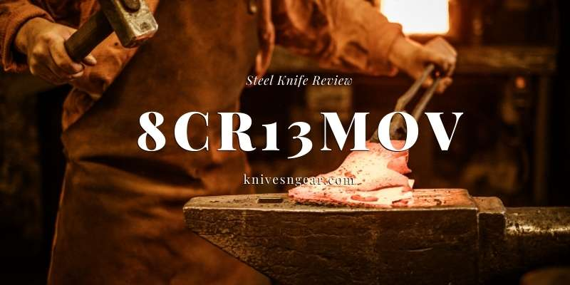 What is 8Cr13MoV?