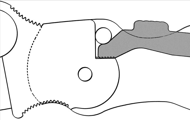 How to Close a Compression Lock Knife