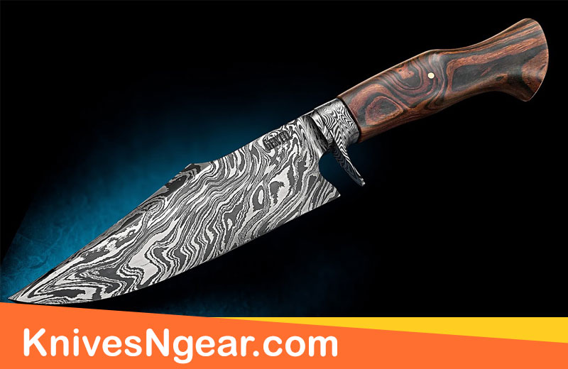 Specification of Damascus Steel