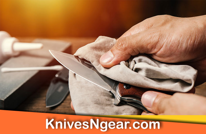 What To Consider When Buying A Knife Oil